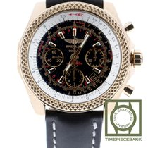 Breitling Bentley B06 Or rose 44mm Noir