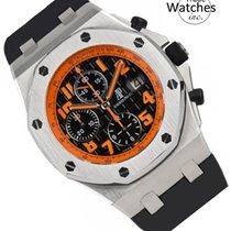 Audemars Piguet Royal Oak Offshore Chronograph Volcano new Automatic Watch with original box 26170ST.OO.D101CR.01