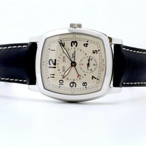JeanRichard Steel 41mm Automatic 52016 pre-owned