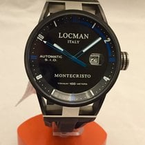 Locman Montecristo Automatic PVD New 2 Years Warranty