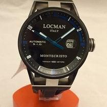 Locman Titanium 44mm Automatic 0511KNBKFBL0GOK new
