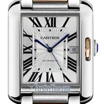 Cartier Tank Anglaise new
