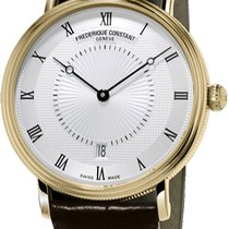 Frederique Constant Slimline Classics Automatic Gold/Steel Silver United States of America, New York, Brooklyn
