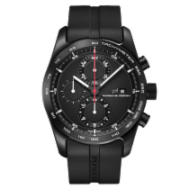 Porsche Design Chronotimer Series 1 Sportive Black