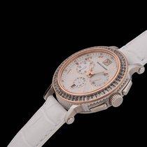 Franck Dubarry Chronograaf 42mm Quartz nieuw Wit