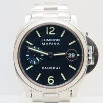 파네라이 (Panerai) Luminor Marina 40mm Blue Dial (Extra Bracelet)