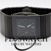 Rado Diastar Ceramic Quartz BLACK 2015 3799