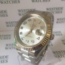 Rolex Datejust - LC 100 - Steel & Gold - Full Set...