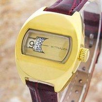 Wittnauer Rare Vintage Manual Digital Beautiful Swiss Watch...