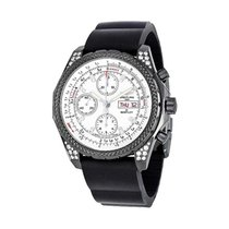 Breitling Bentley GT Midnight Diamond Black PVD Steel Watch