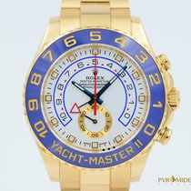 Rolex Yacht-Master II Yellow Gold Full Set