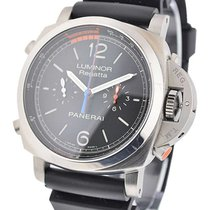 Panerai Luminor 1950 Regatta 3 Days Chrono Flyback 47mm Black United States of America, California, Beverly Hills