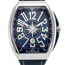 Franck Muller Watch Vanguard V 45 SC DT AC BL