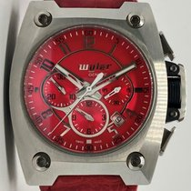 Wyler Steel 43mm Automatic Code R pre-owned United States of America, New York, New York