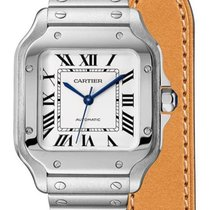 Cartier Santos De Cartier Medium Midsize Watch WSSA0010