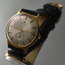 Zenith Stellina Yellow gold 34mm Silver No numerals