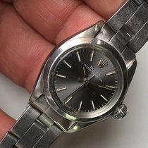 Rolex Oyster Perpetual Lady Steel 26 mm Ref. 6718