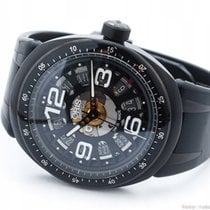 Oris TT1 SKELETON DATE LIMITED EDITION BLACK /BOX&PAPERS