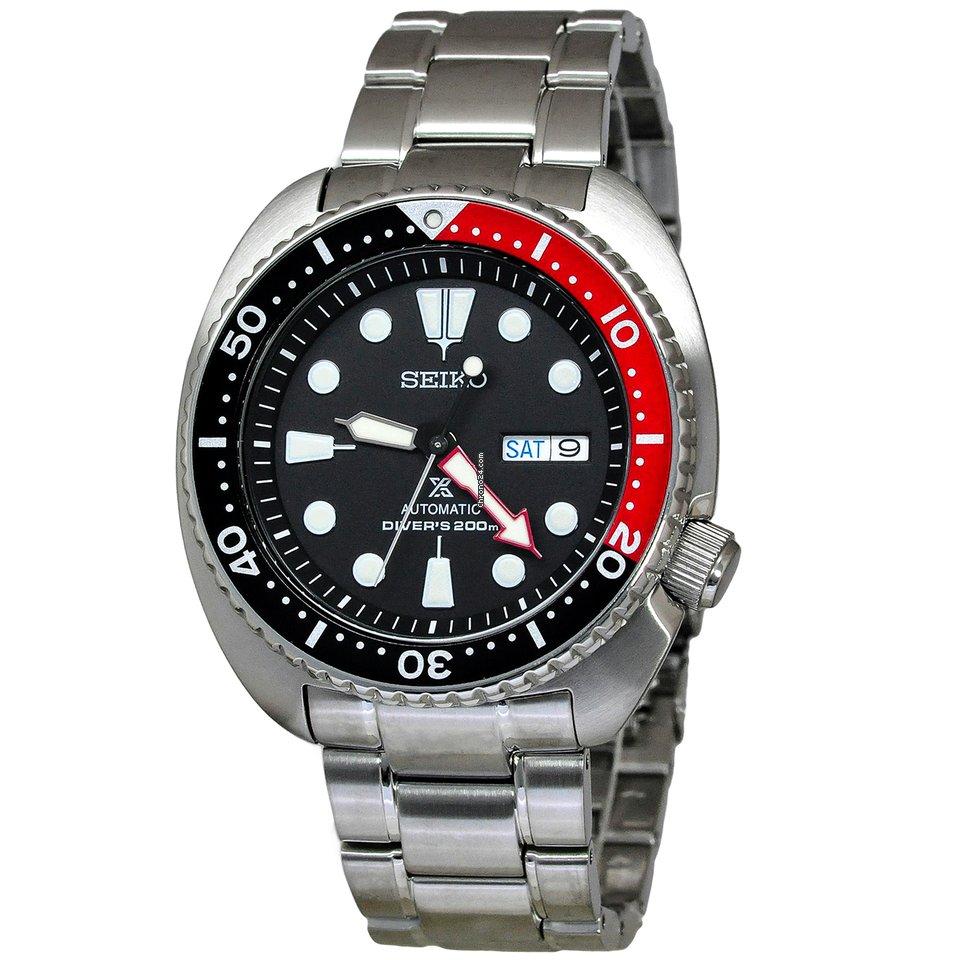 3f321863519 Compre relógios Seiko Turtle ao melhor preço na Chrono24
