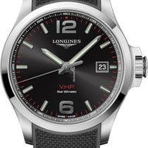 Longines Conquest L3.726.4.56.9 2019 new