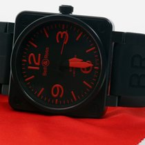Bell & Ross BR 01-92 BR01-92 RED new