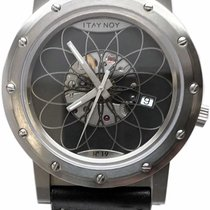 Itay Noy Steel 42.4mm Automatic 01 pre-owned
