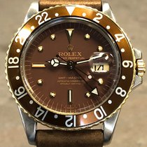 Rolex 1675 Steel 1960 GMT-Master 40mm pre-owned United States of America, Texas, Dallas
