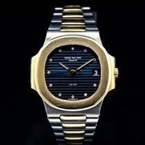 Patek Philippe 3800 Gold/Stahl Nautilus
