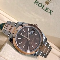 Rolex Gold/Steel 41mm Automatic 126301 new