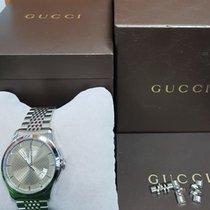 Gucci Stål Automatisk 14200103592 brukt