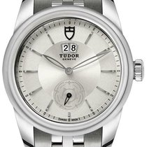 Tudor Glamour Double Date Steel 42mm Silver United States of America, California, Moorpark