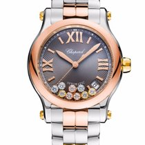 Chopard Happy Sport 278559-9001 new