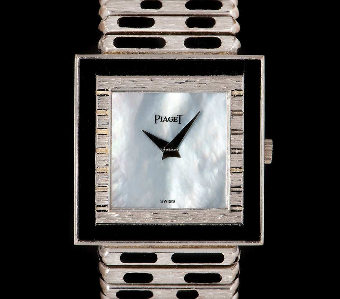 11a057a85fb Comprar relógios Piaget Ouro branco