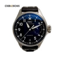 IWC Big Pilot Steel 46.2mm Blue Singapore, Singapore