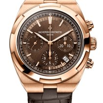 Vacheron Constantin Overseas Chronograph new Chronograph Watch with original box and original papers 5500V/000R-B435