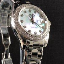 Rolex Lady-Datejust Pearlmaster Oro blanco 34mm
