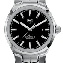 TAG Heuer Link Calibre 5 WBC2110.BA0603 2020 new