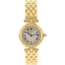Cartier Cougar Yellow gold 23mm White United States of America, New York, New York