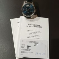 IWC Portuguese Annual Calendar IW503502 2015 pre-owned