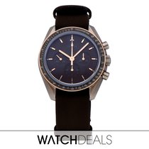 Omega Speedmaster Professional Moonwatch Titan 42mm Gri Fara cifre