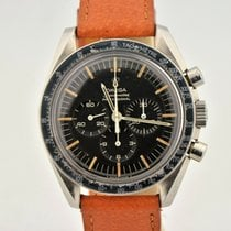 Omega Speedmaster Professional Moonwatch pre-owned 42mm Black Leather