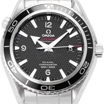 Omega Seamaster Planet Ocean 222.30.46.20.01.001 2008 pre-owned