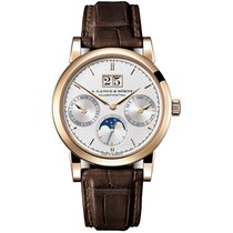 A. Lange & Söhne 330.032 Rose gold 2020 Saxonia 38.5mm new United States of America, Florida, Sunny Isles Beach