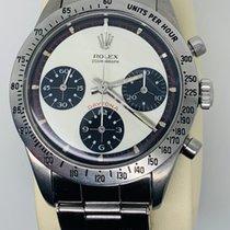Rolex Daytona Acier 37mm Argent Sans chiffres