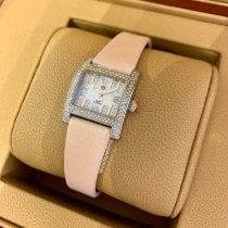 Michele Steel 23mm Quartz 71-7300-CST 711-56 pre-owned United States of America, New York, New York