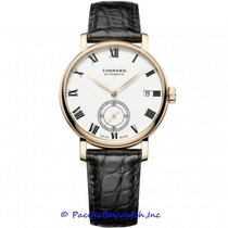Chopard Classic Rose gold 38mm White Roman numerals United States of America, California, Newport Beach