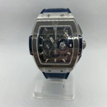 Hublot Titanio Automático Transparente Sin cifras 42mm nuevo Spirit of Big Bang