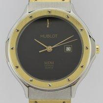 Hublot CLASSIC MDM GENEVE GOLD AND STEEL