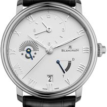 Blancpain 6660-1127a-55b Steel 2021 Villeret 40mm new United States of America, New York, Airmont