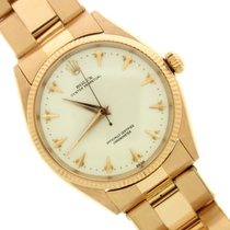Rolex Oyster perpetual oro rosa 18 kt REF. 6567